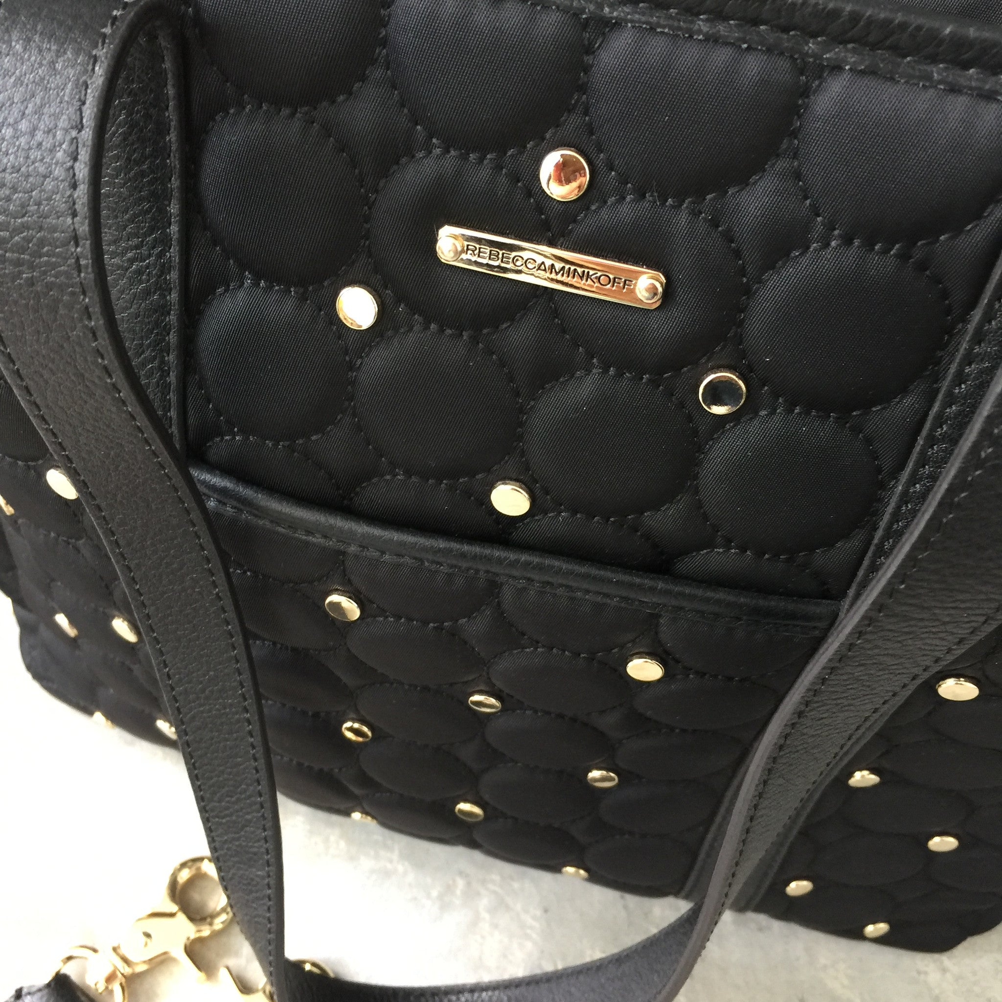 Authentic REBECCA MINKOFF Marissa Baby Bag