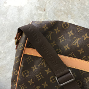 Authentic LOUIS VUITTON Monogram Valmy Messenger GM