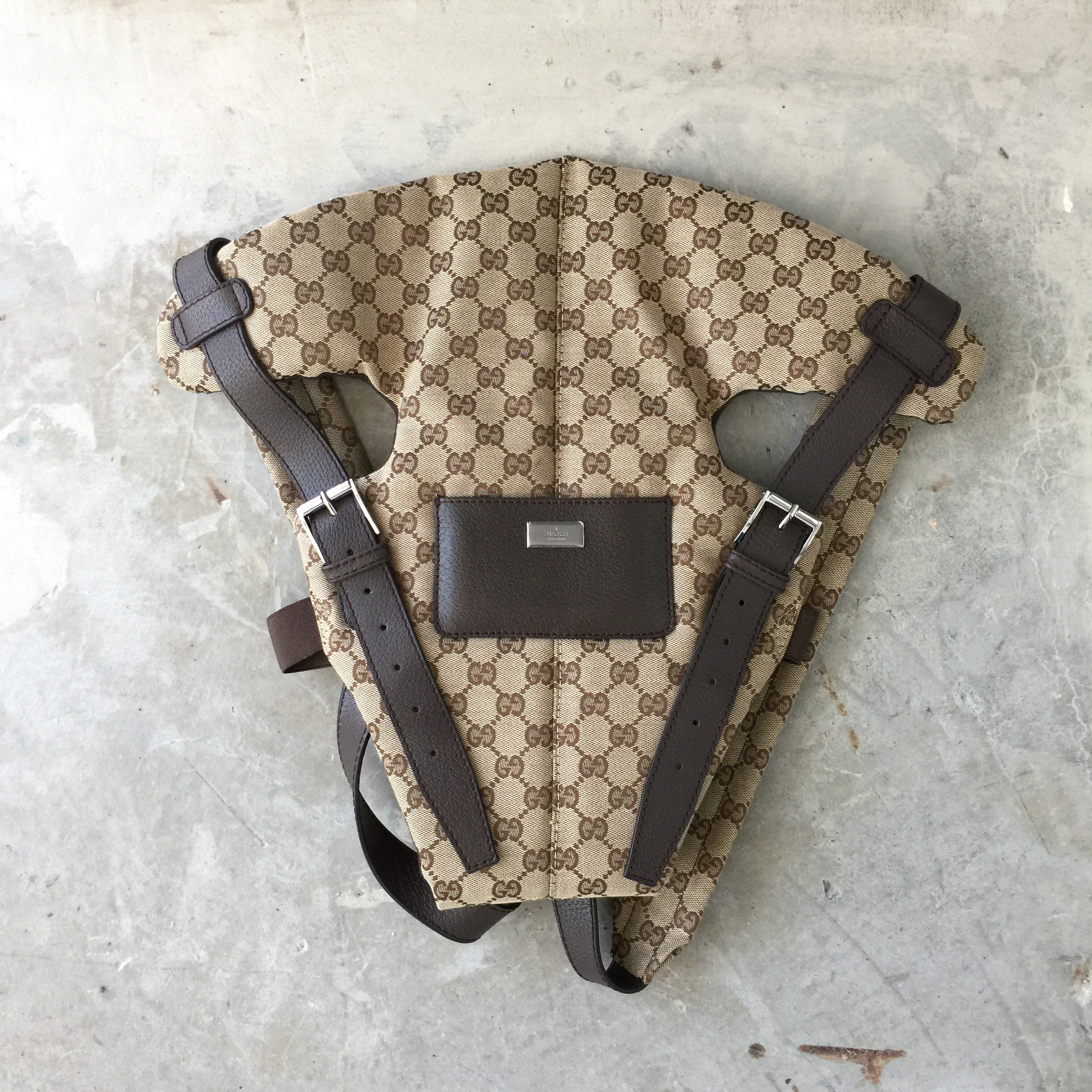 Authentic GUCCI Baby Carrier