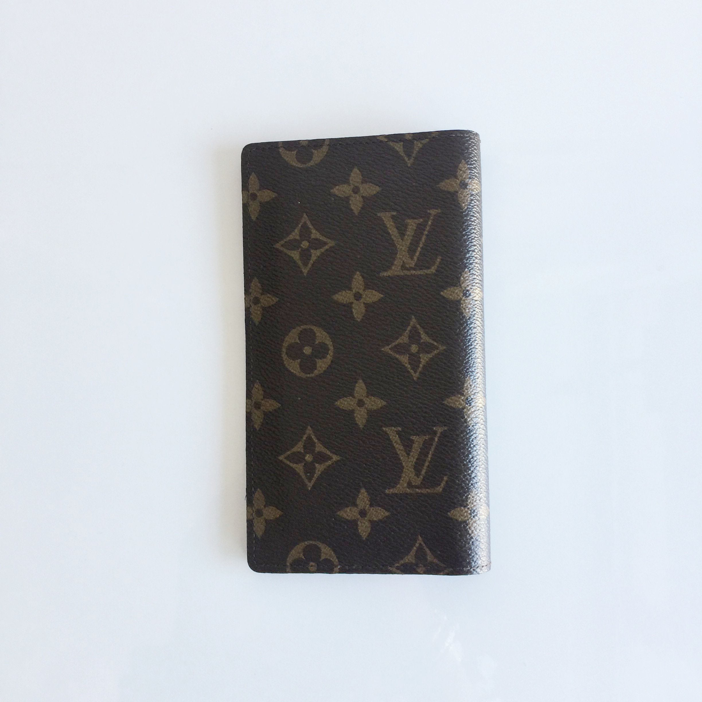 Authentic LOUIS VUITTON Pocket Agenda Wallet