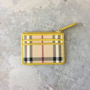 Authentic BURBERRY Card Holder