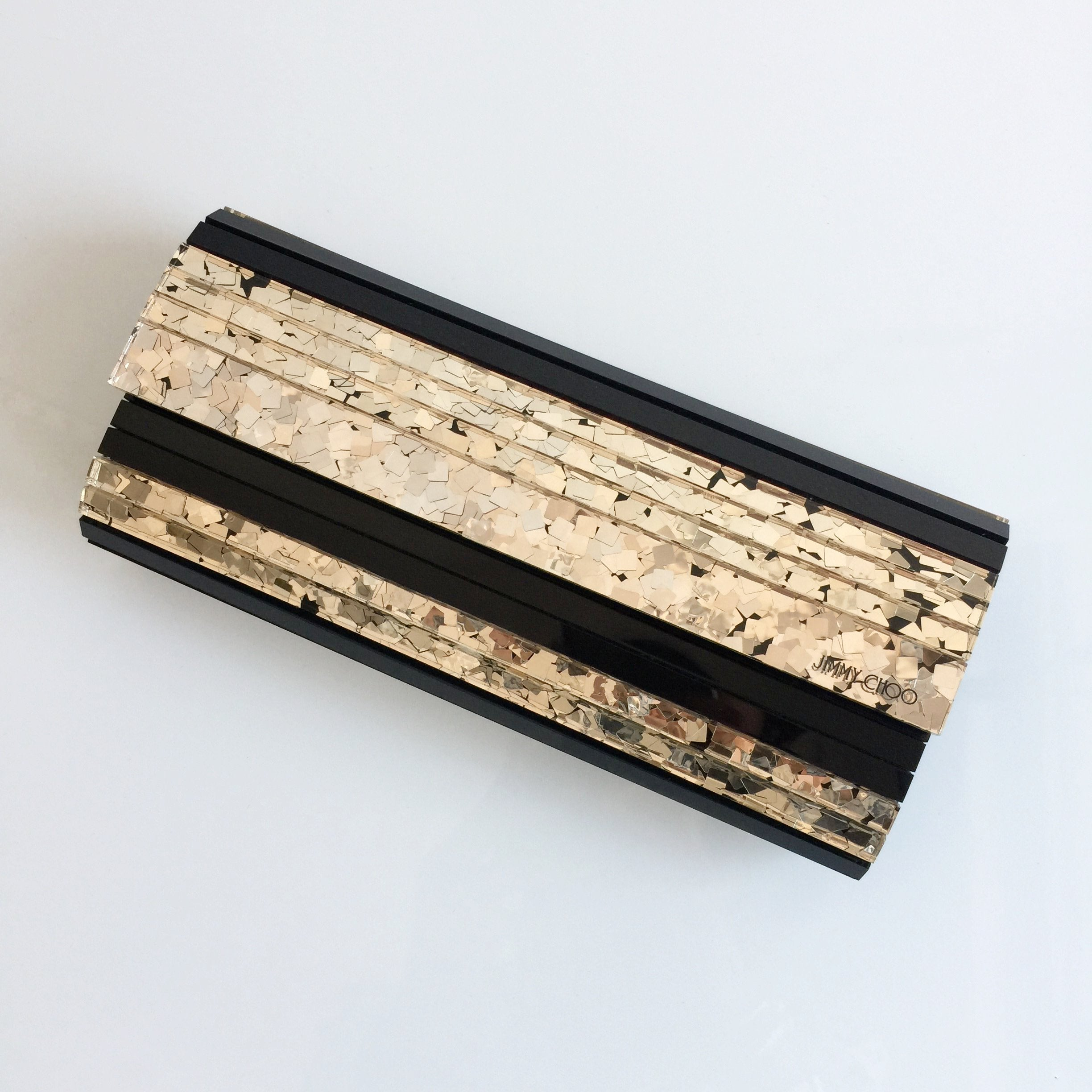 Authentic JIMMY CHOO Sweetie Clutch