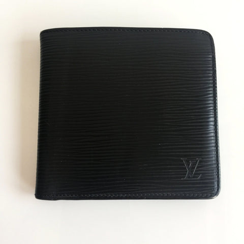 Authentic LOUIS VUITTON Epi Mens Wallet