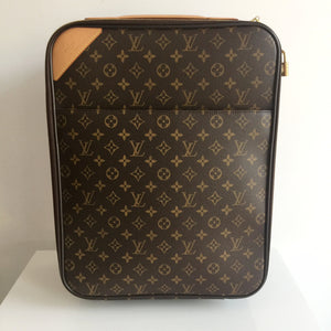 Authentic LOUIS VUITTON Monogram Pagas 45 luggage