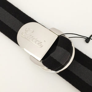 Authentic GUCCI Web Belt