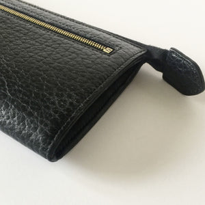 Authentic FENDI Black Leather Wallet