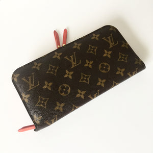 Authentic LOUIS VUITTON Monogram Insolite Wallet