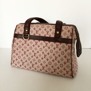 Authentic LOUIS VUITTON Mini Monogram Josephine PM