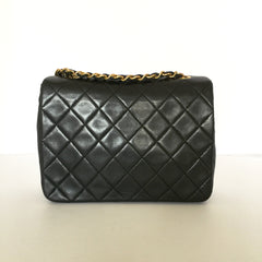 Authentic CHANEL Vintage Mini Flap