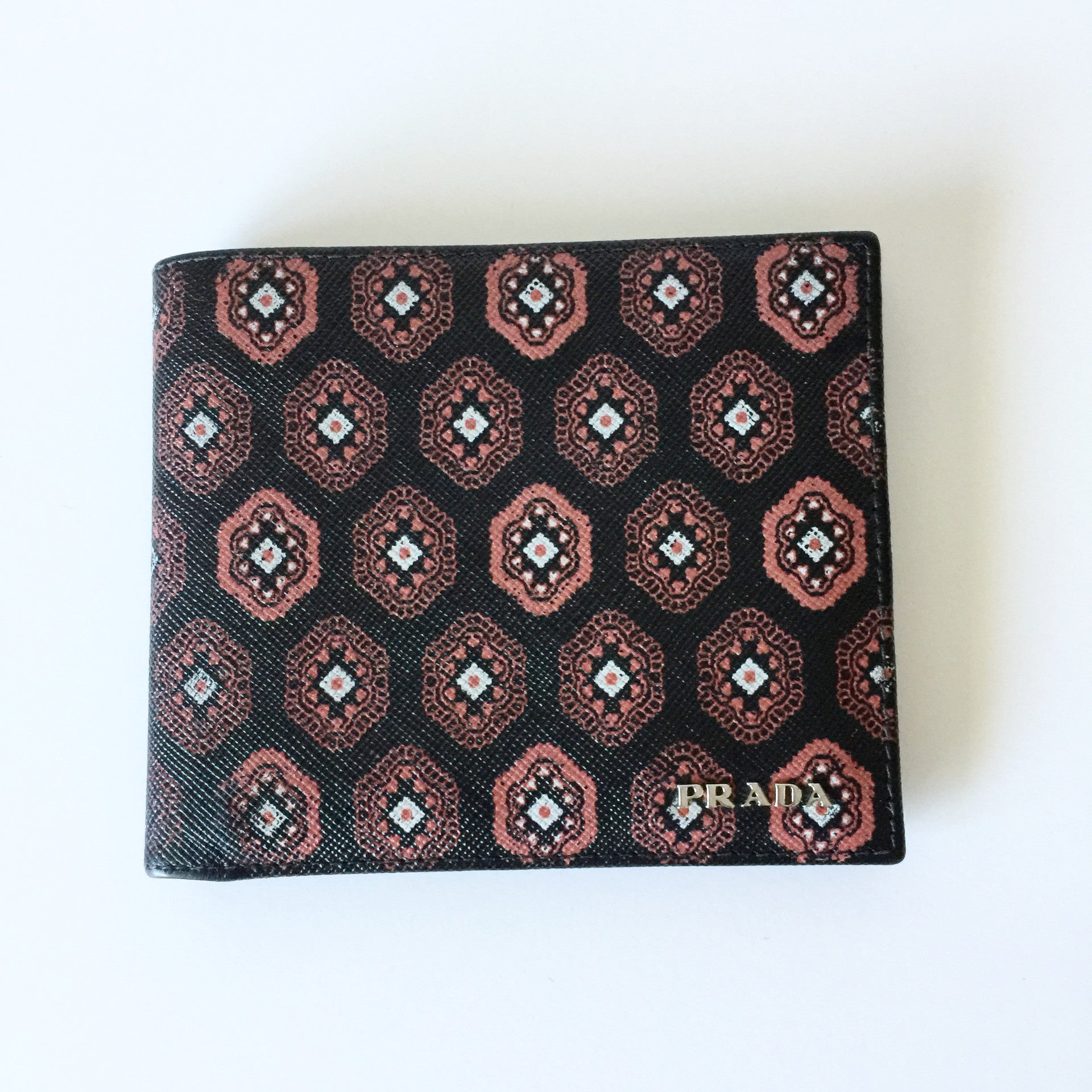 Authentic PRADA Mens Wallet