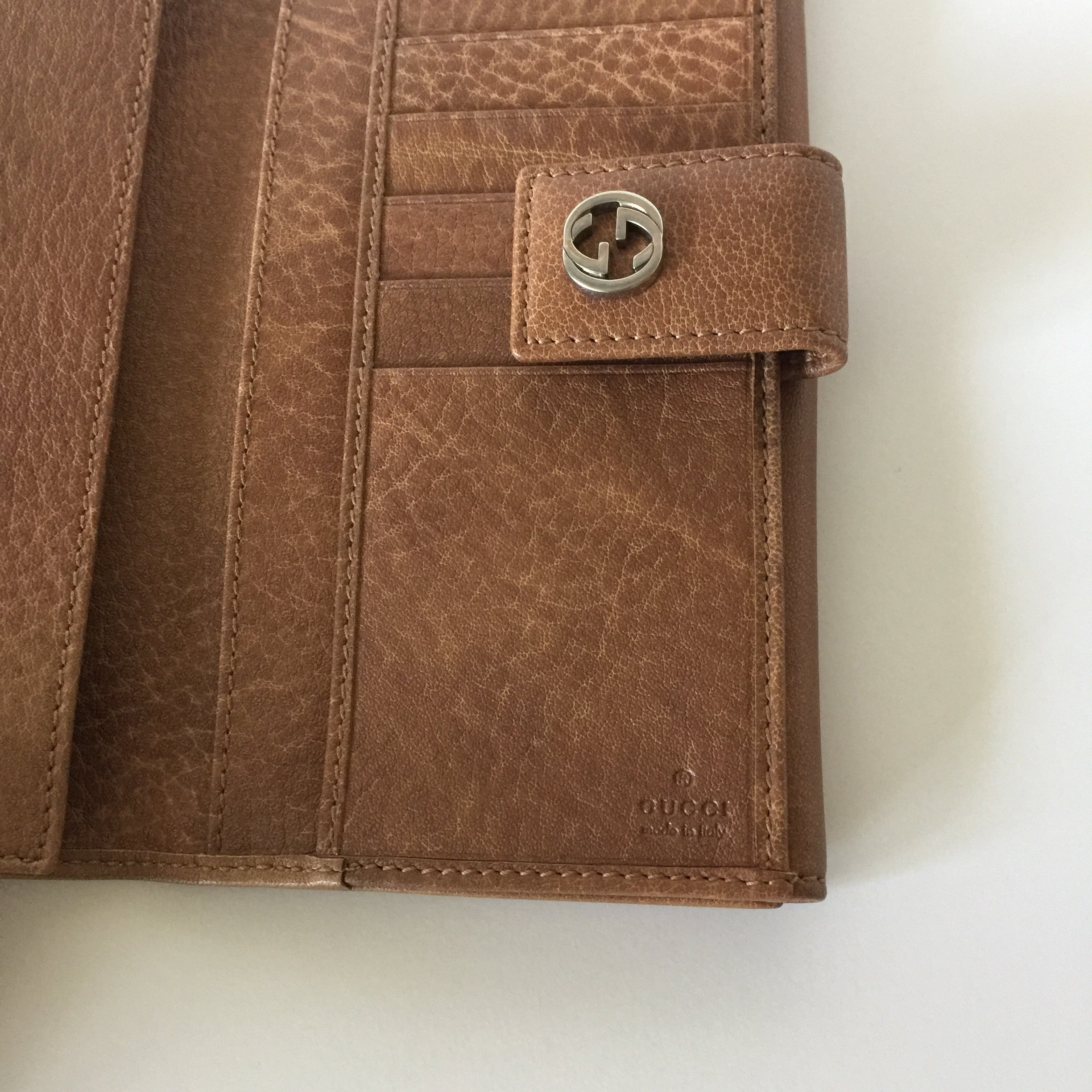 Authentic GUCCI Libeccio Wallet