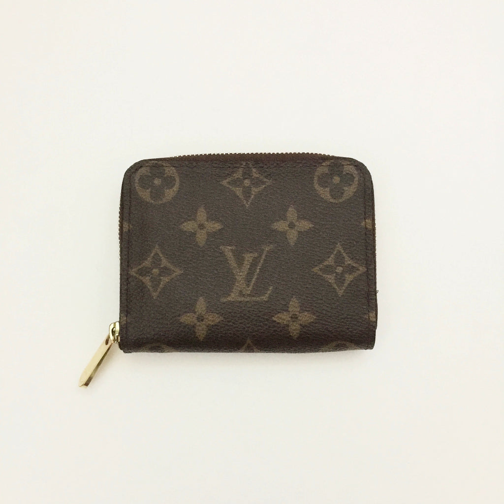 Authentic LOUIS VUITTON Zippy Coin Purse