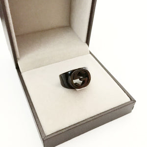 Authentic GUCCI Britt Ring