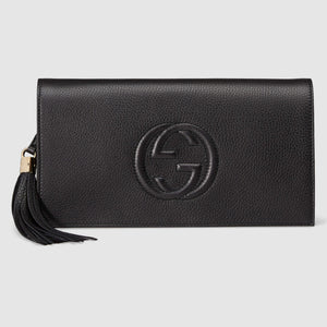 Authentic GUCCI Soho Back Clutch