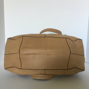 Authentic PRADA Tan Leather Bag