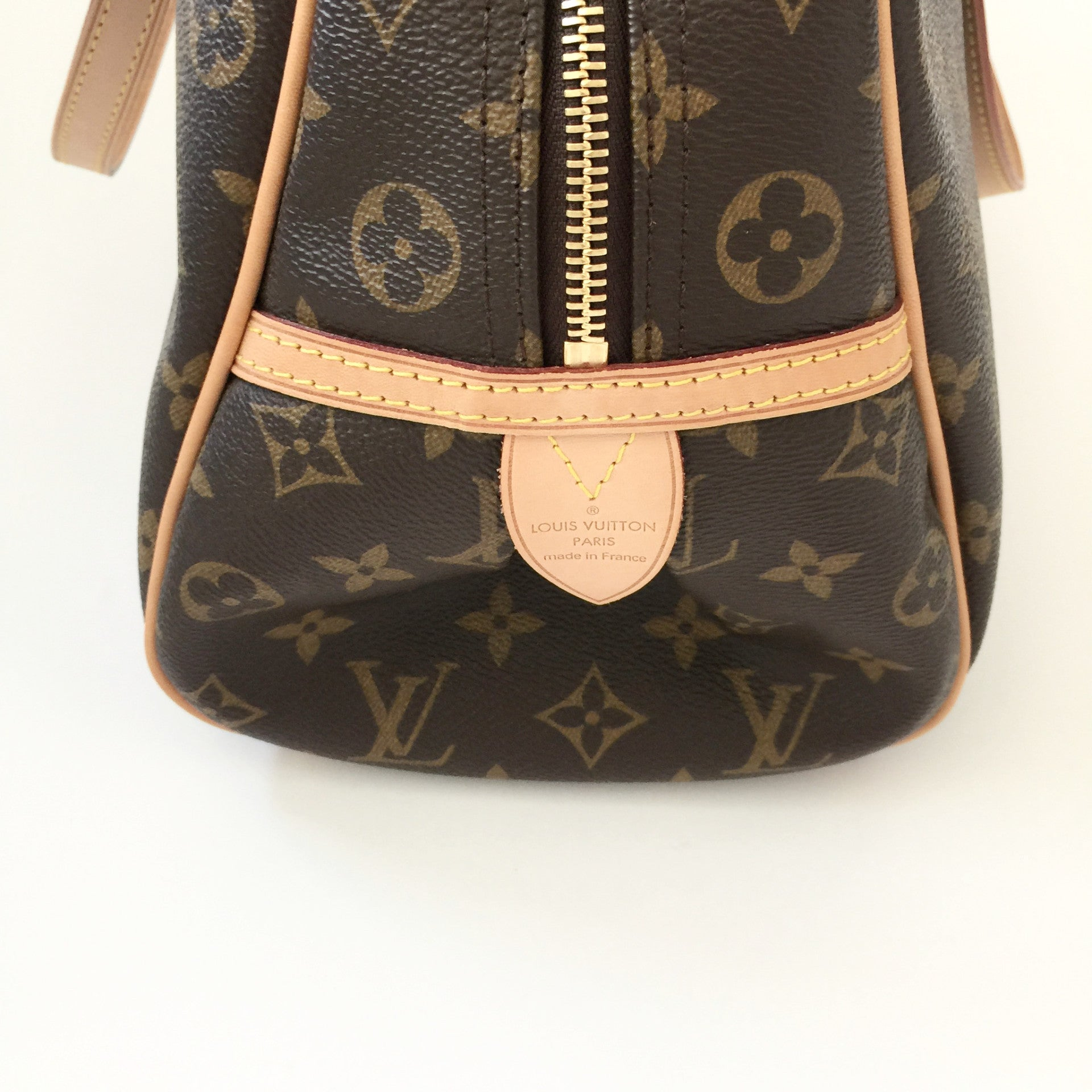 Authentic LOUIS VUITTON Montorgueil GM Handbag