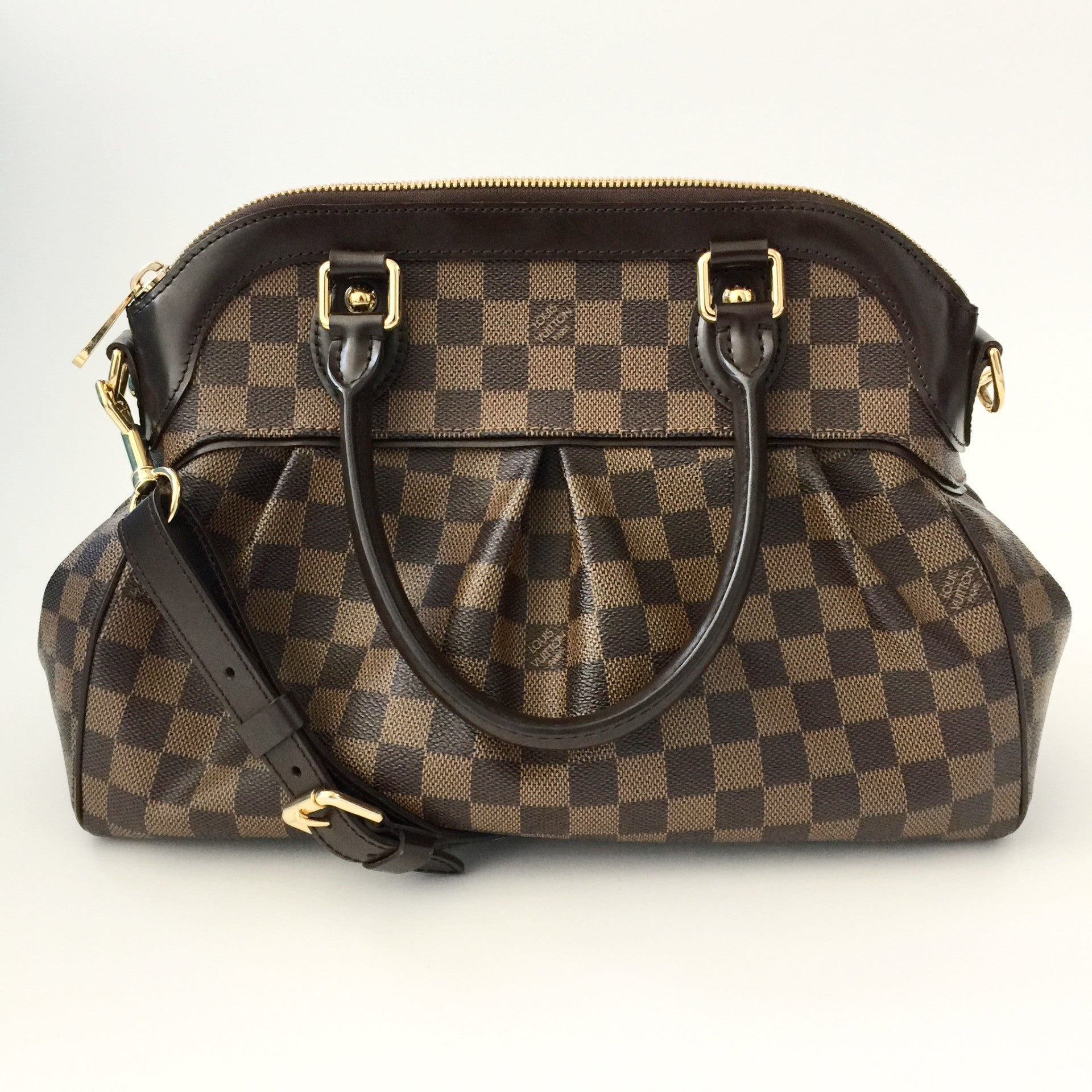 Authentic LOUIS VUITTON Trevi PM
