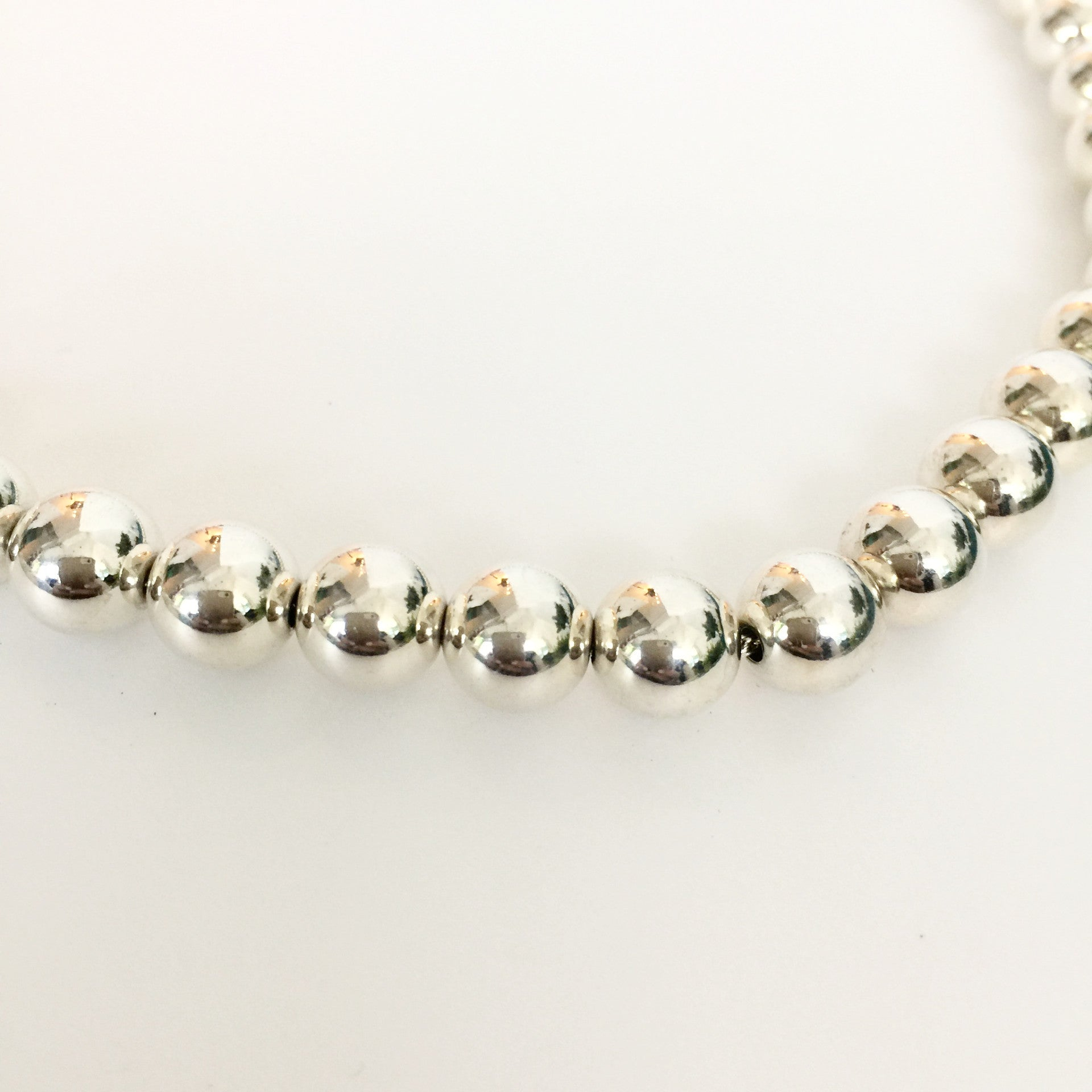 Authentic TIFFANY & CO Bead Necklace