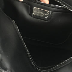 Authentic Salvatore Ferragamo Leather Tote