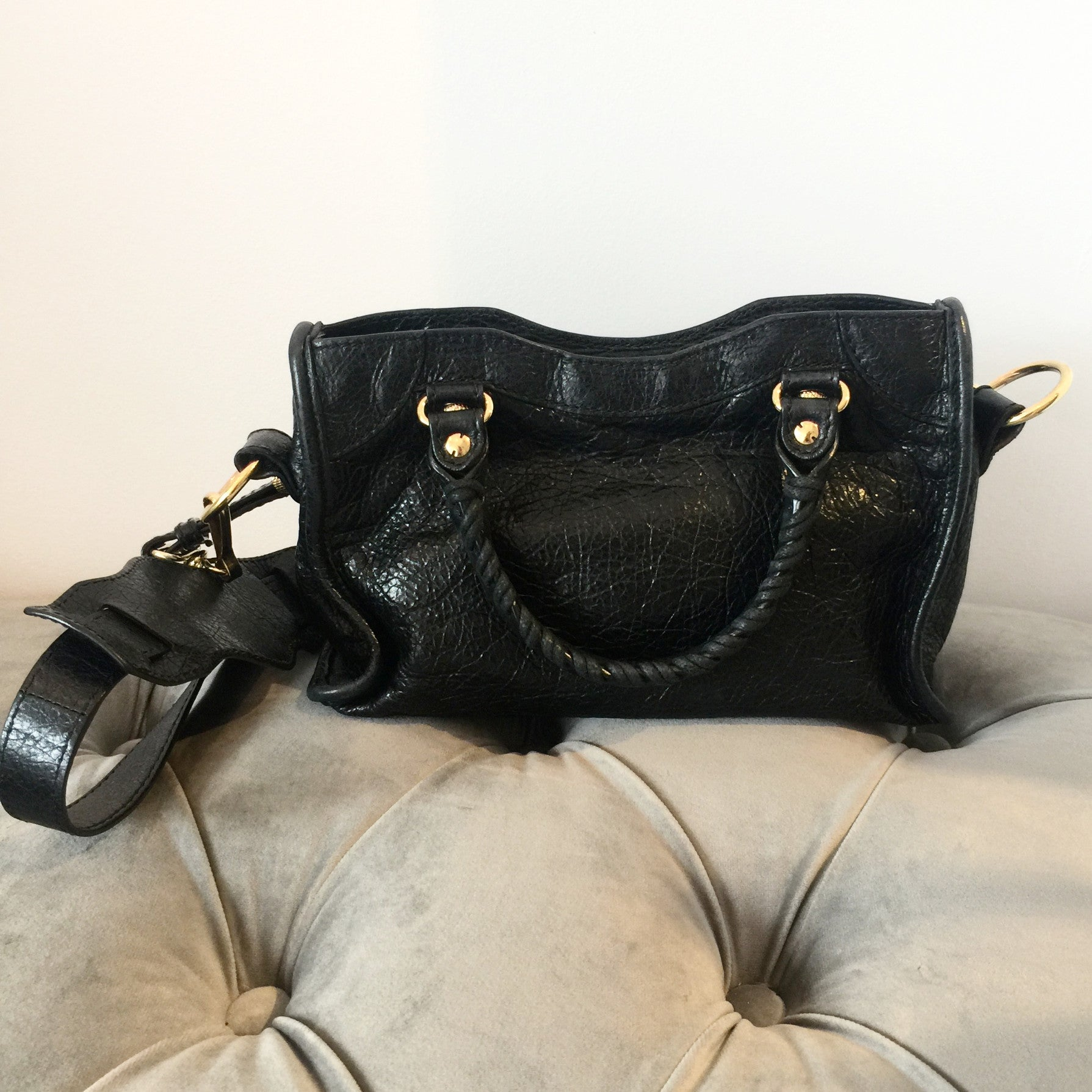 Authentic BALENCIAGA Mini Crossbody