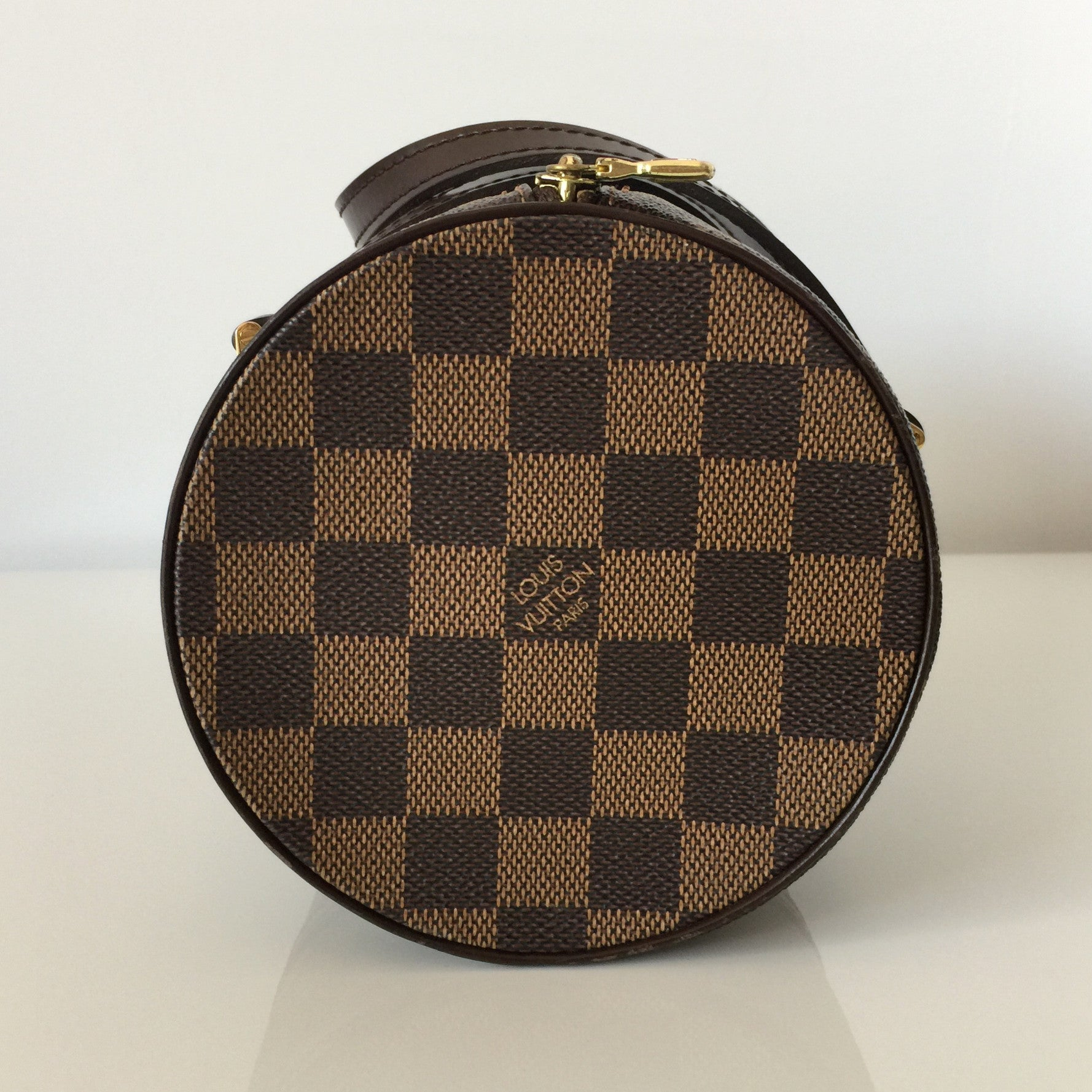 Authentic LOUIS VUITTON Papillon Damier Ebene