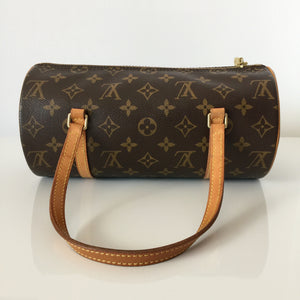 Authentic LOUIS VUITTON Monogram Papillon 26
