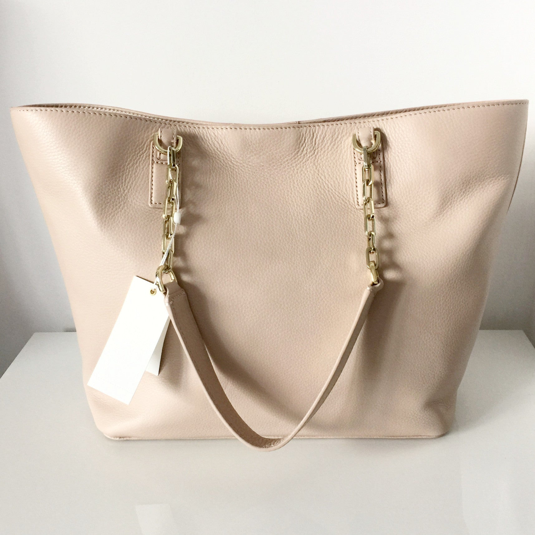 Authentic TORY BURCH Mercer Tote Blush