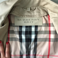 Authentic BURBERRY Trench Coat/Jacket