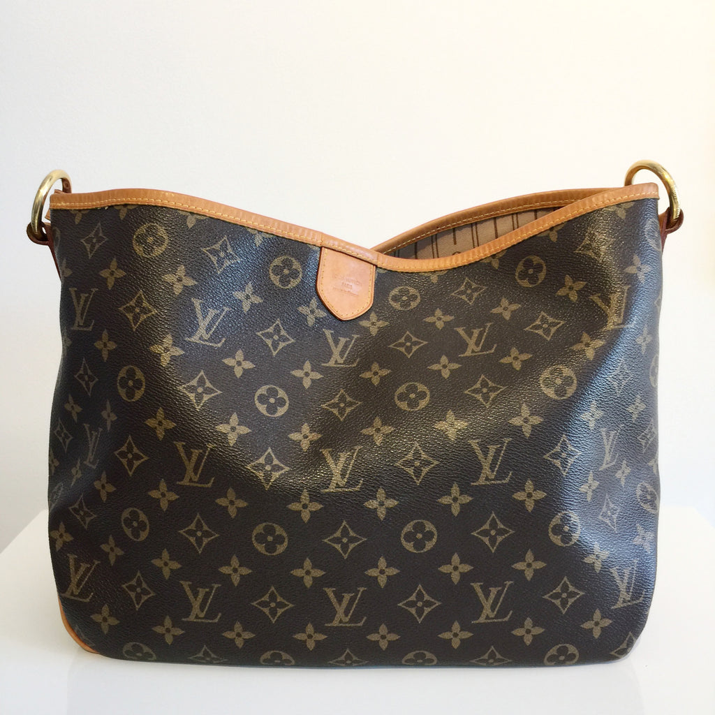 dad979e91894 Authentic LOUIS VUITTON Monogram Delightfull PM