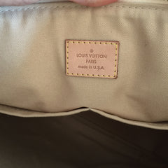 Authentic LOUIS VUITTON Siracusa GM
