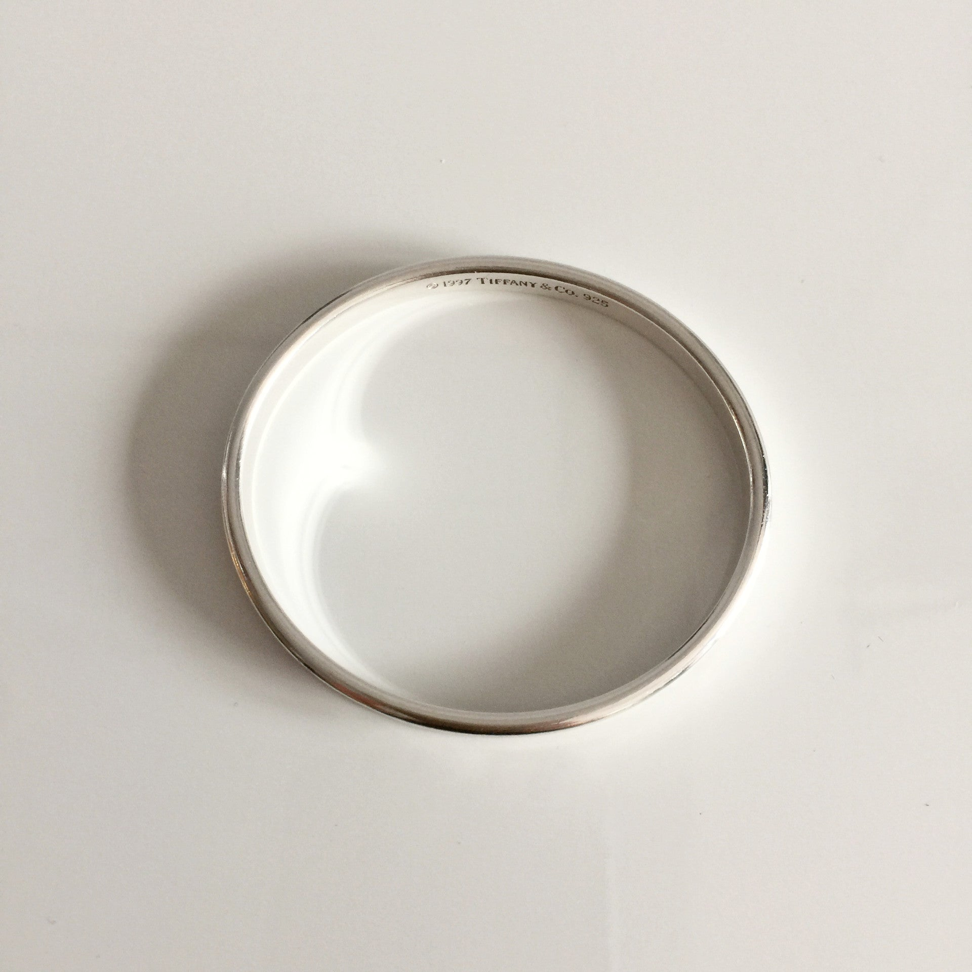 Authentic TIFFANY & CO. Bangle Bracelet