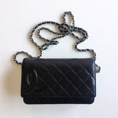 Authentic CHANEL Cambon WOC