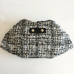 Authentic Alexander McQueen Large Manta Clutch