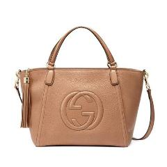 Authentic GUCCO Soho Rose Beige Crossbody