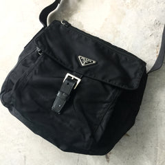 Authentic PRADA Nylon Small Shoulder Bag
