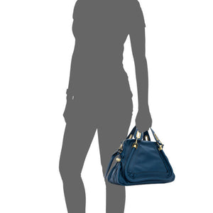 Authentic CHLOE Paraty Medium Satchel/Shoulder Bag