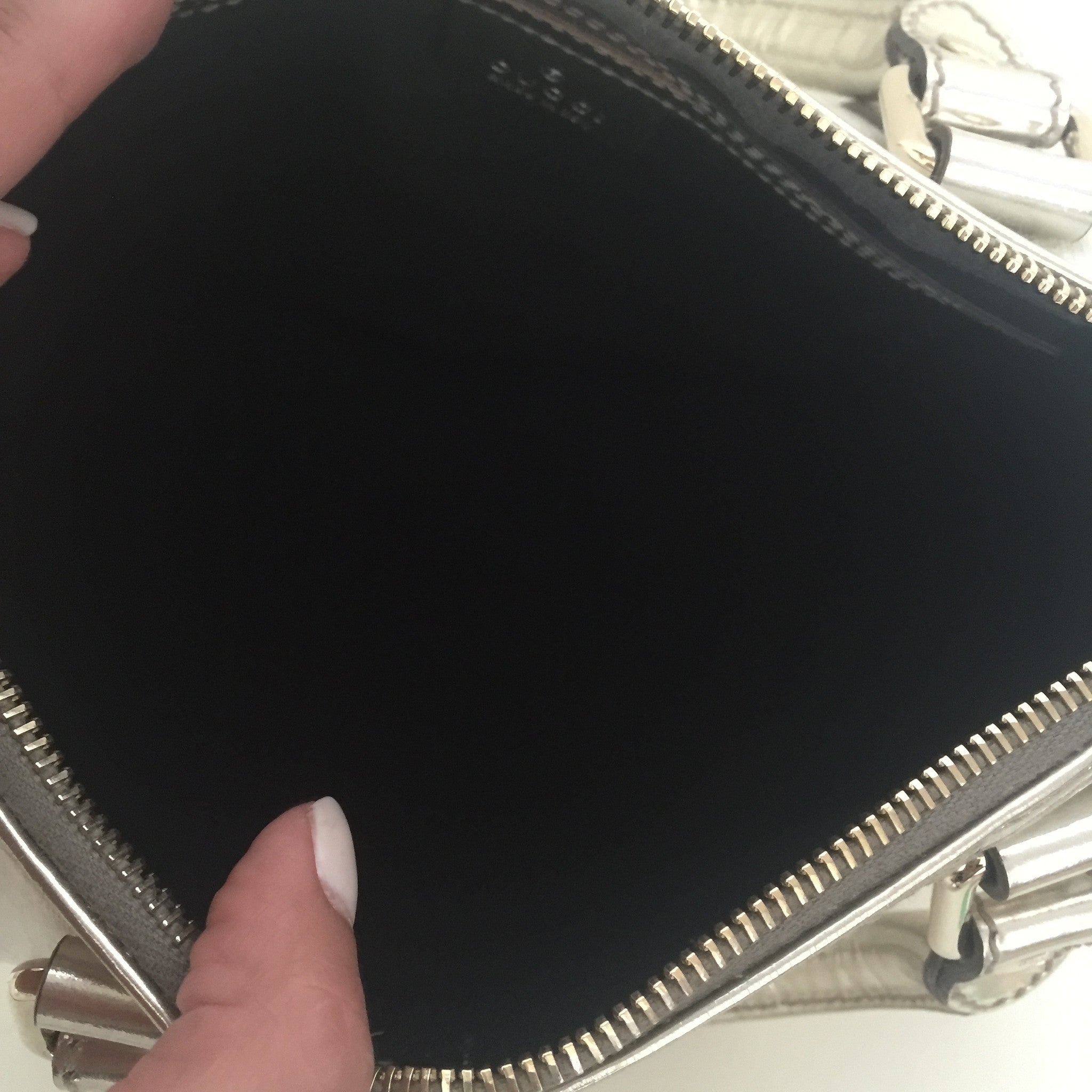 Authentic GUCCI Mini Speedy