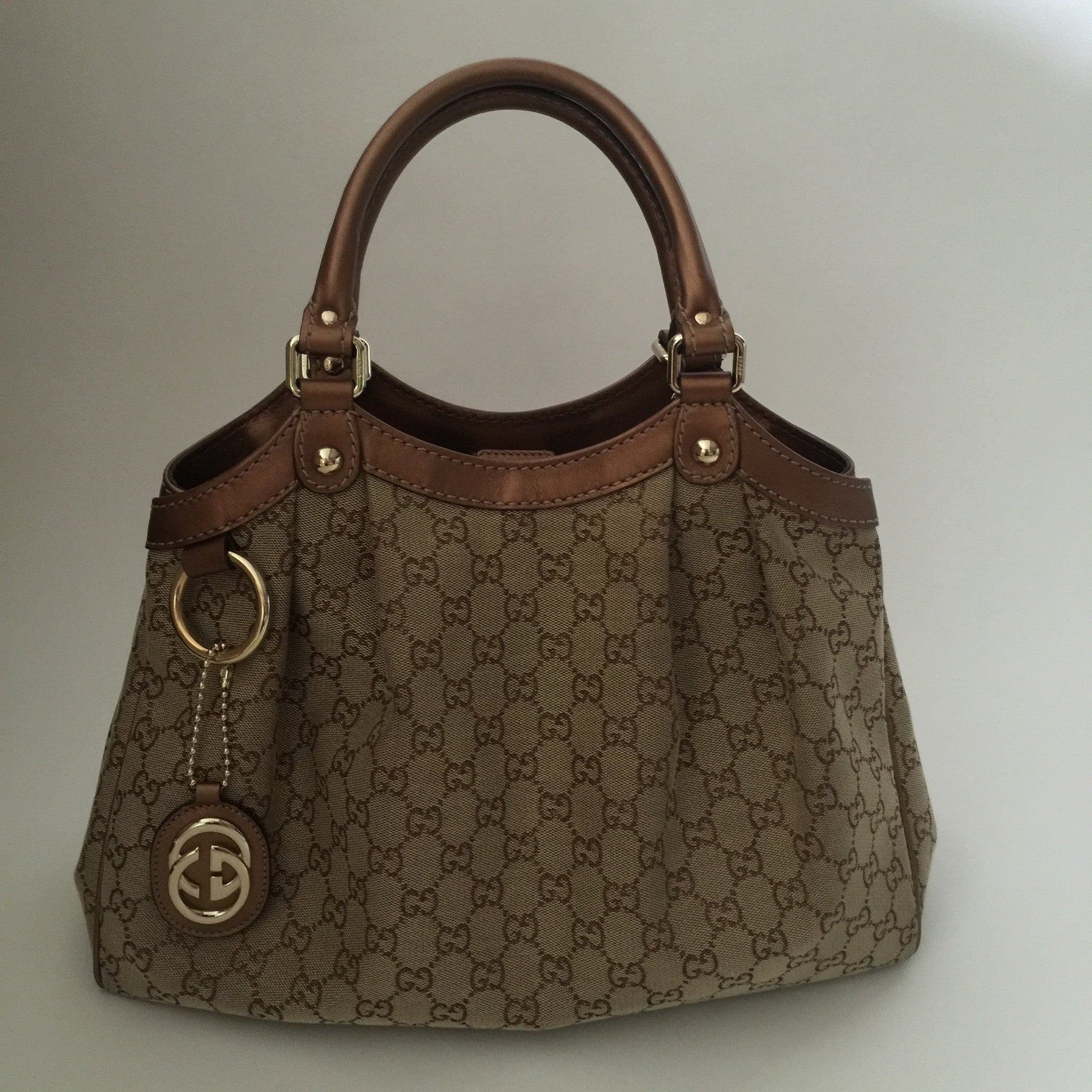Authentic GUCCI Sukey Bag