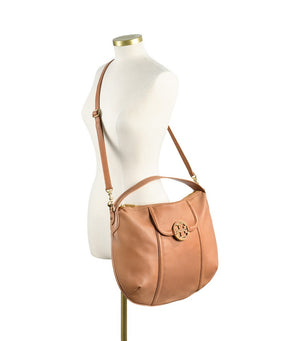 Authentic TORY BURCH Amanda Crossbody Hobo