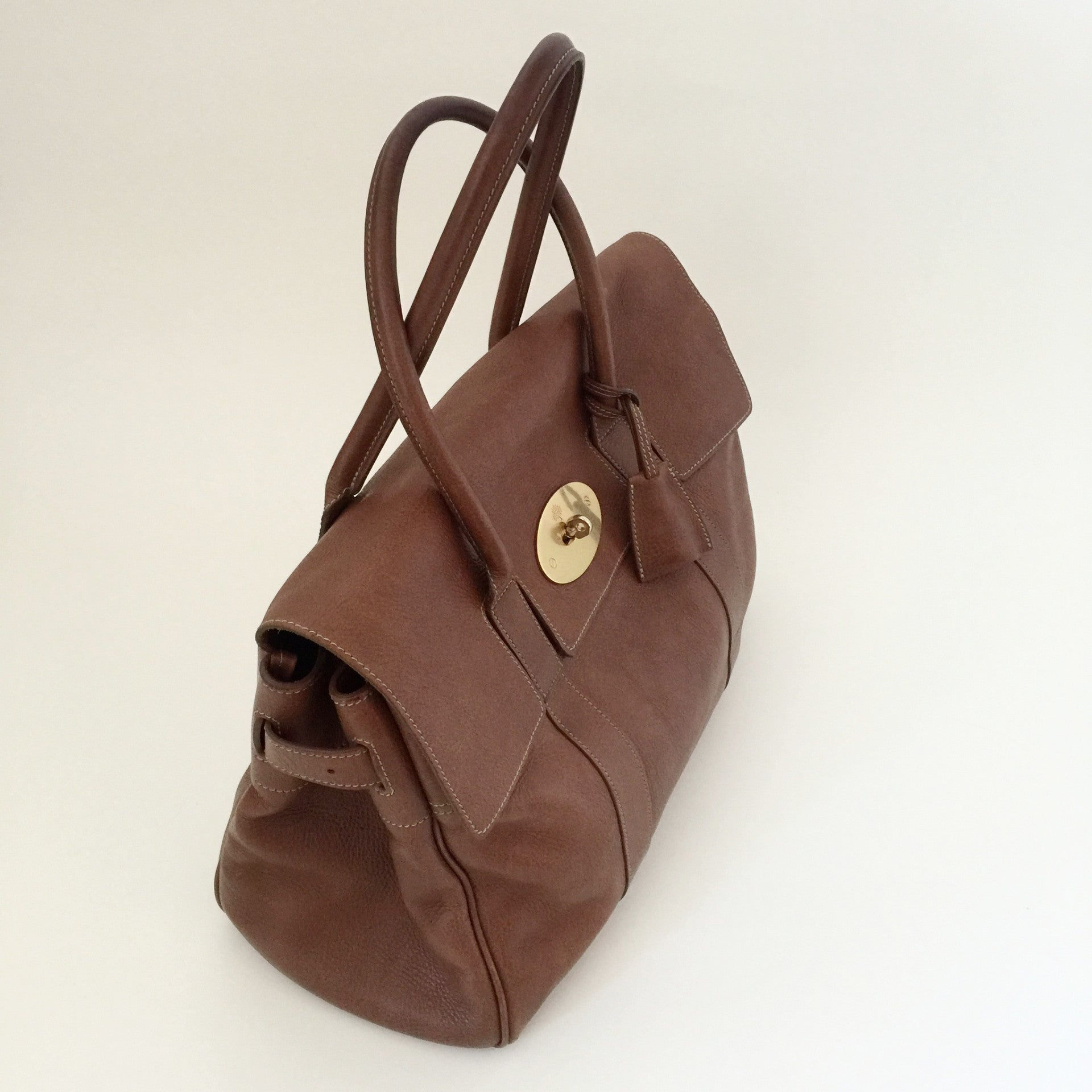Authentic MULBERRY Bayswater Tote