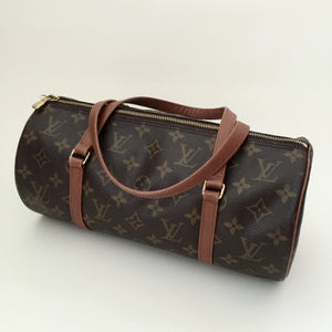 Authentic LOUIS VUITTON Vintage Papillon handbag