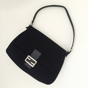 Authentic FENDI Black Handbag