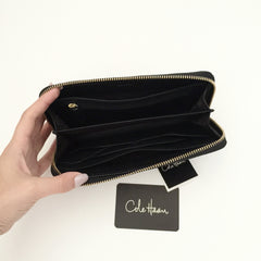 Authentic COLE HAAN Black Wallet
