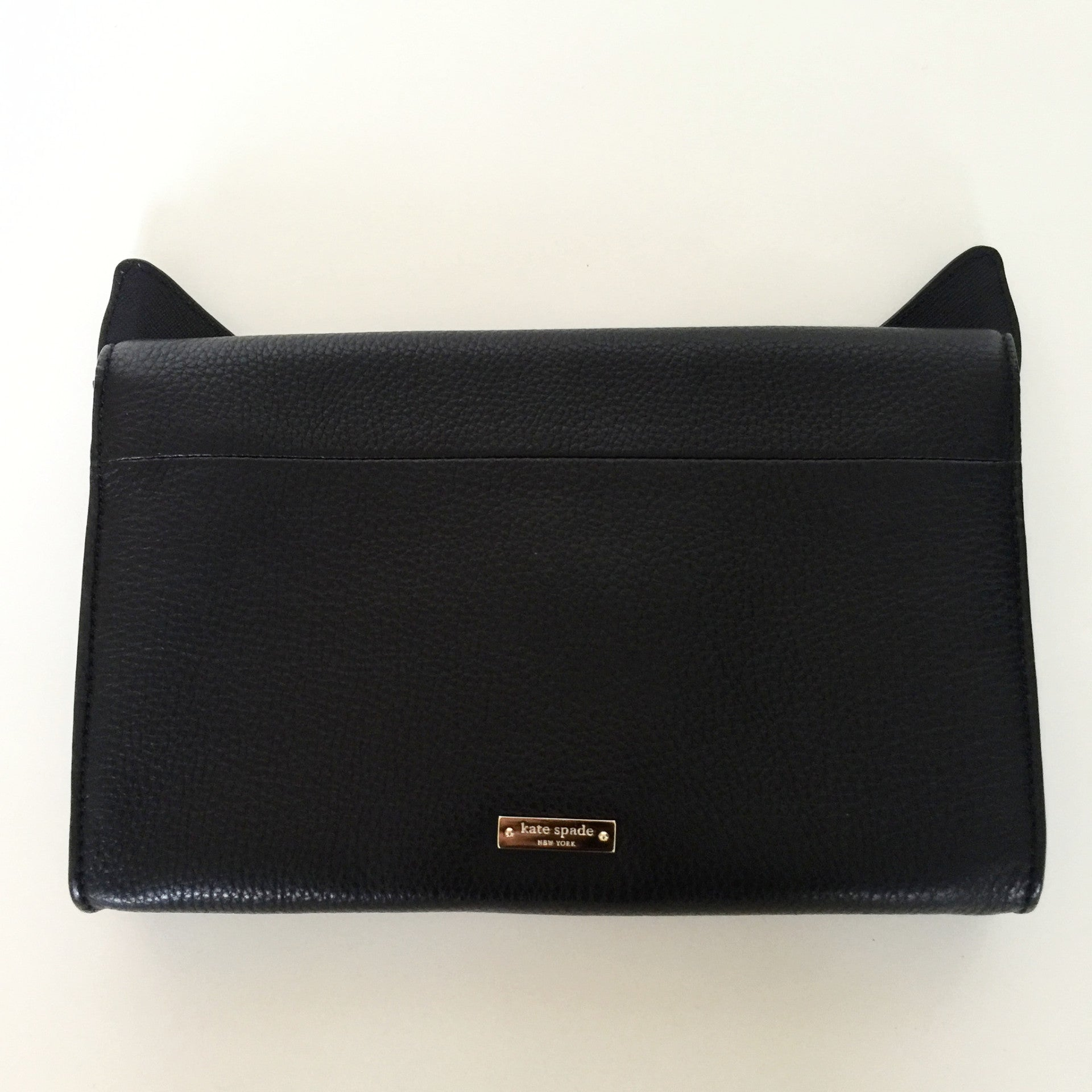 Authentic KATE SPADE Fox Clutch