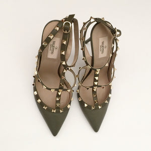 Authentic VALENTINO Rockstud shoes size 40