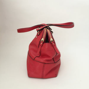 Authentic KATE SPADE Red Leather Tote