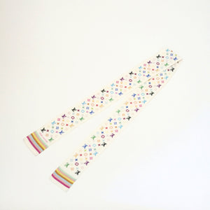 Authentic LOUIS VUITTON Multicolour Bandeau