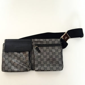 Authentic GUCCI Crystal Fanny Pack