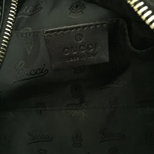 Authentic GUCCI Crystal Boston Bag