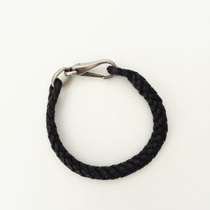 Authentic GUCCI Mens Leather Bracelet